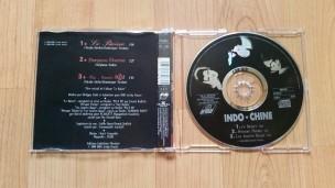 Intérieur du Maxi CD