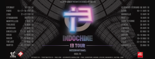 Dates 13 Tour