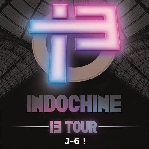 Décompte 13 Tour (J-6)