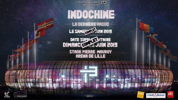 Stade Lille complet (22 & 23 juin 2019)
