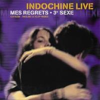Mes Regrets-3ème Sexe (live) - Single